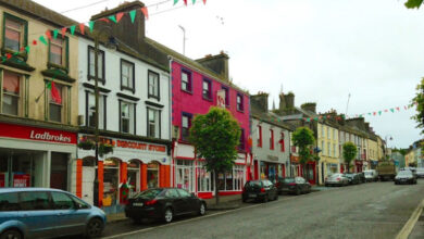 Photo of A small town on the west coast of Ireland shows words like tolerance and respect، help to build real communities [en]