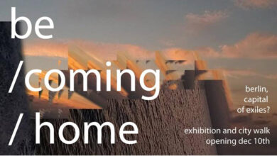 """Photo of Ausstellung: """"Be/coming/home – Berlin, capital of exiles?"""" [de]"""